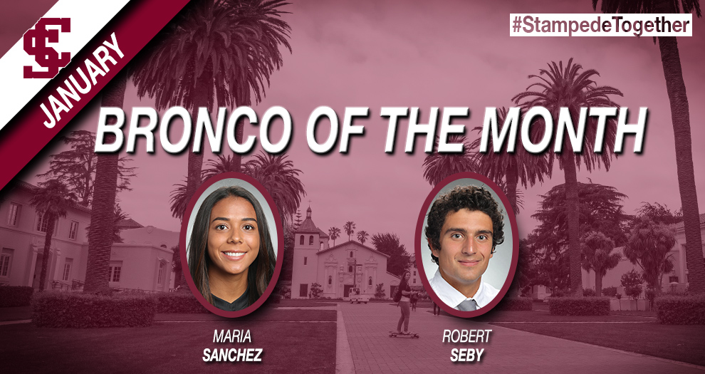 January Broncos of the Month Announced