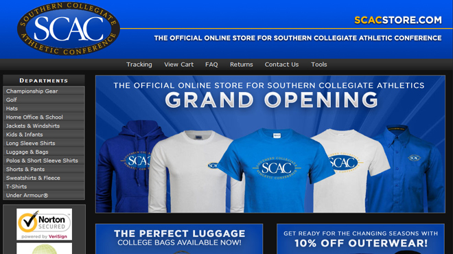 SCAC Partners with Advanced-Online to Provide Conference Online Store