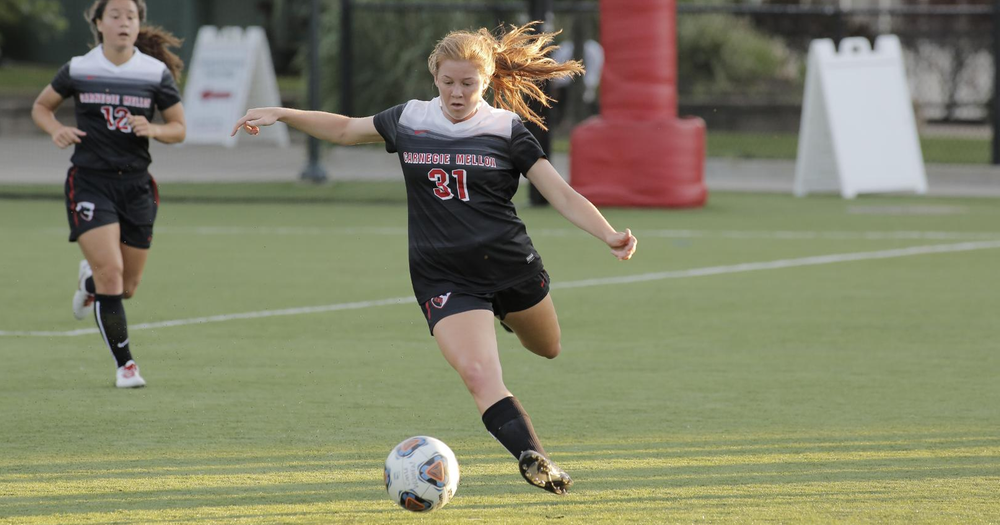 #24 Tartans Close Regular Season with 2-0 Victory against CWRU