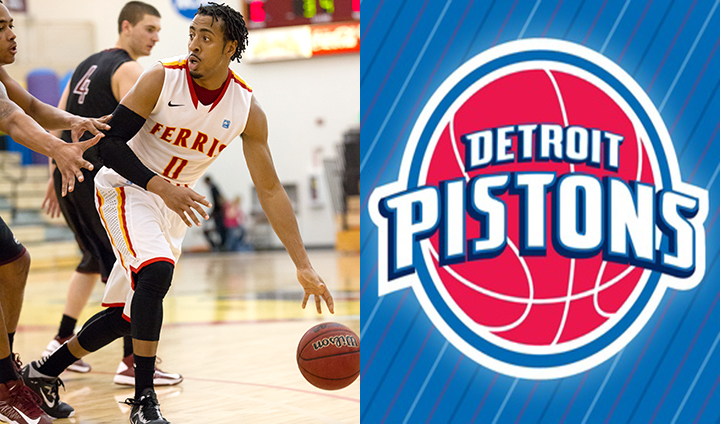 Former Bulldog Guard Kenny Brown Invited To Detroit Pistons Workouts Leading Up To NBA Draft