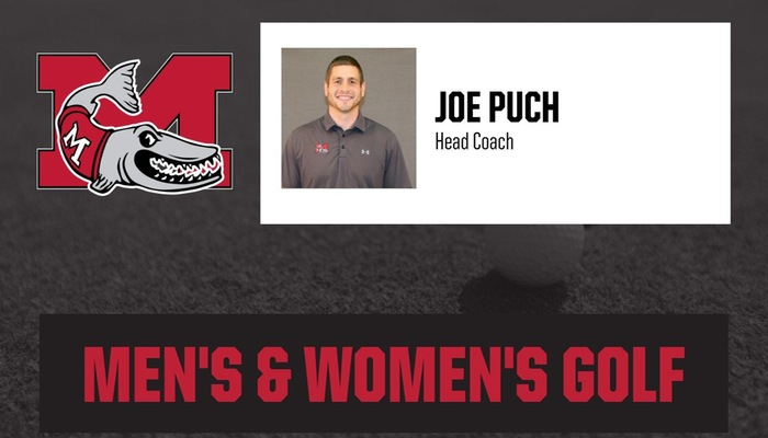Puch named head coach of Muskingum men's and women's golf