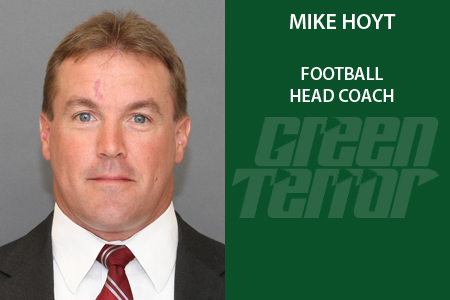Hoyt named head football coach