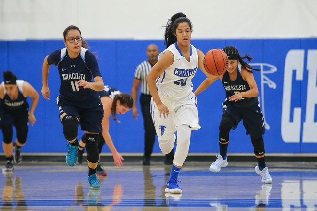 Jesenia Rendon had 26 points and seven rebounds for the Falcons