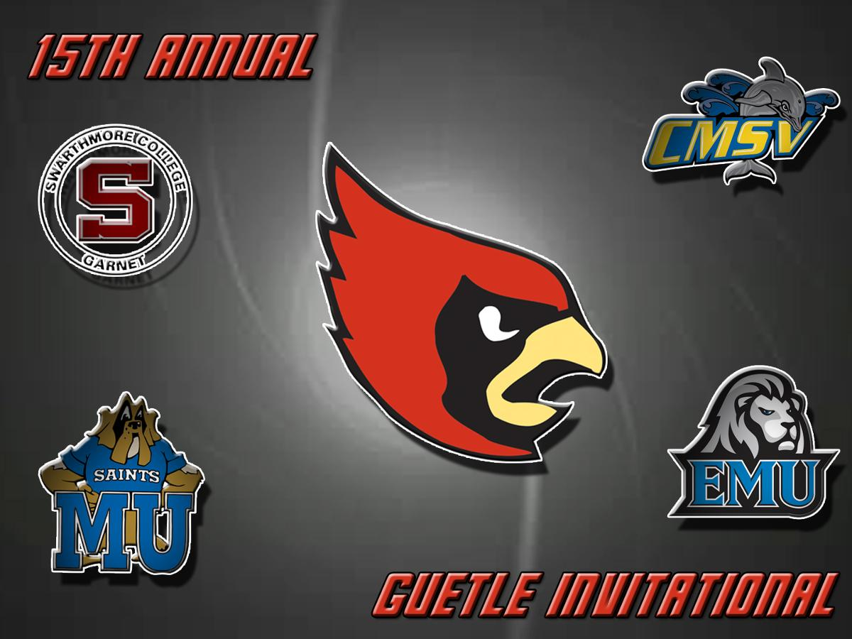 CUA Volleyball Will Host 15th Annual Guetle Volleyball Invitational