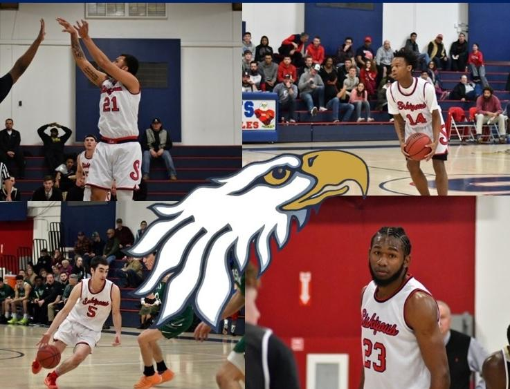 4 Eagles Receive All Conference Honors