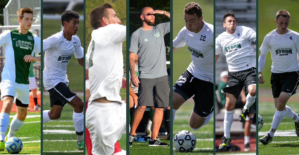 Six Earn All-GLIAC Honors, Carmichael Named Coach of the Year