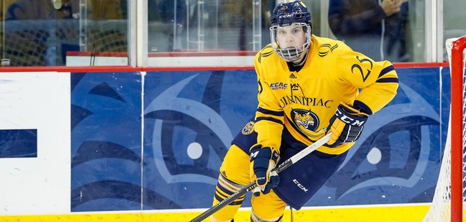 Quinnipiac falls to Brown