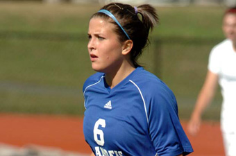 Women's soccer blanks Gordon, 1-0, in home opener
