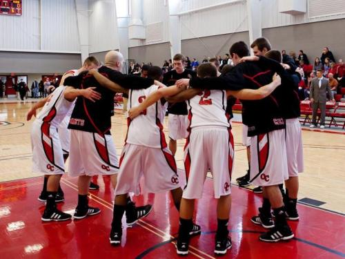 Olivet College initiates search for head men's basketball coach