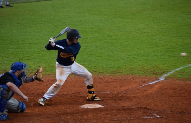 Brent Todys Drives in 6 Runs in Win