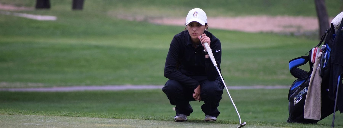 Pevey Leads Field At Goucher Spring Women's Golf Invitational