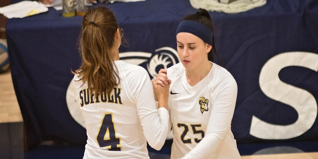Volleyball Takes Streak into Homestand Wednesday vs. Lasell