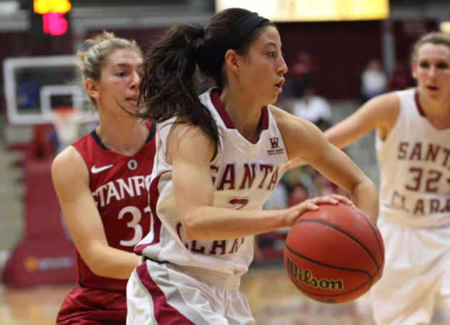 Meagan Fulps Eyes 1,000 Career Points Saturday When Utah Valley Visits SCU