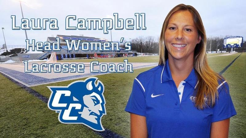 Campbell Named Women's Lax Coach