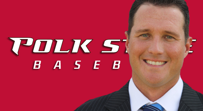 Polk State's Corbeil Named Diamond Club's Coach of the Year