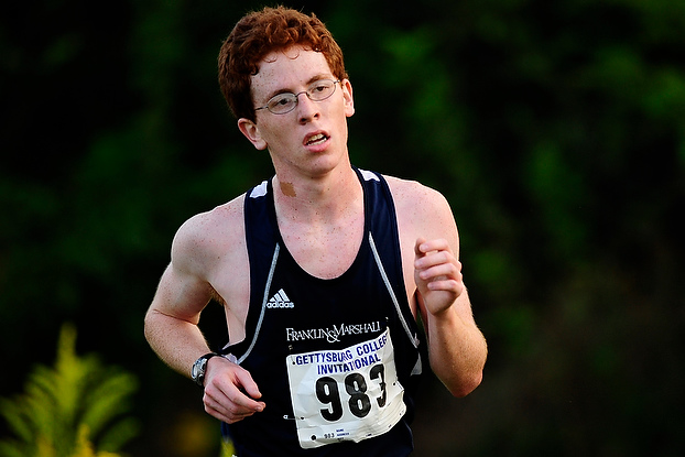 Bell Earns CC Runner of the Week