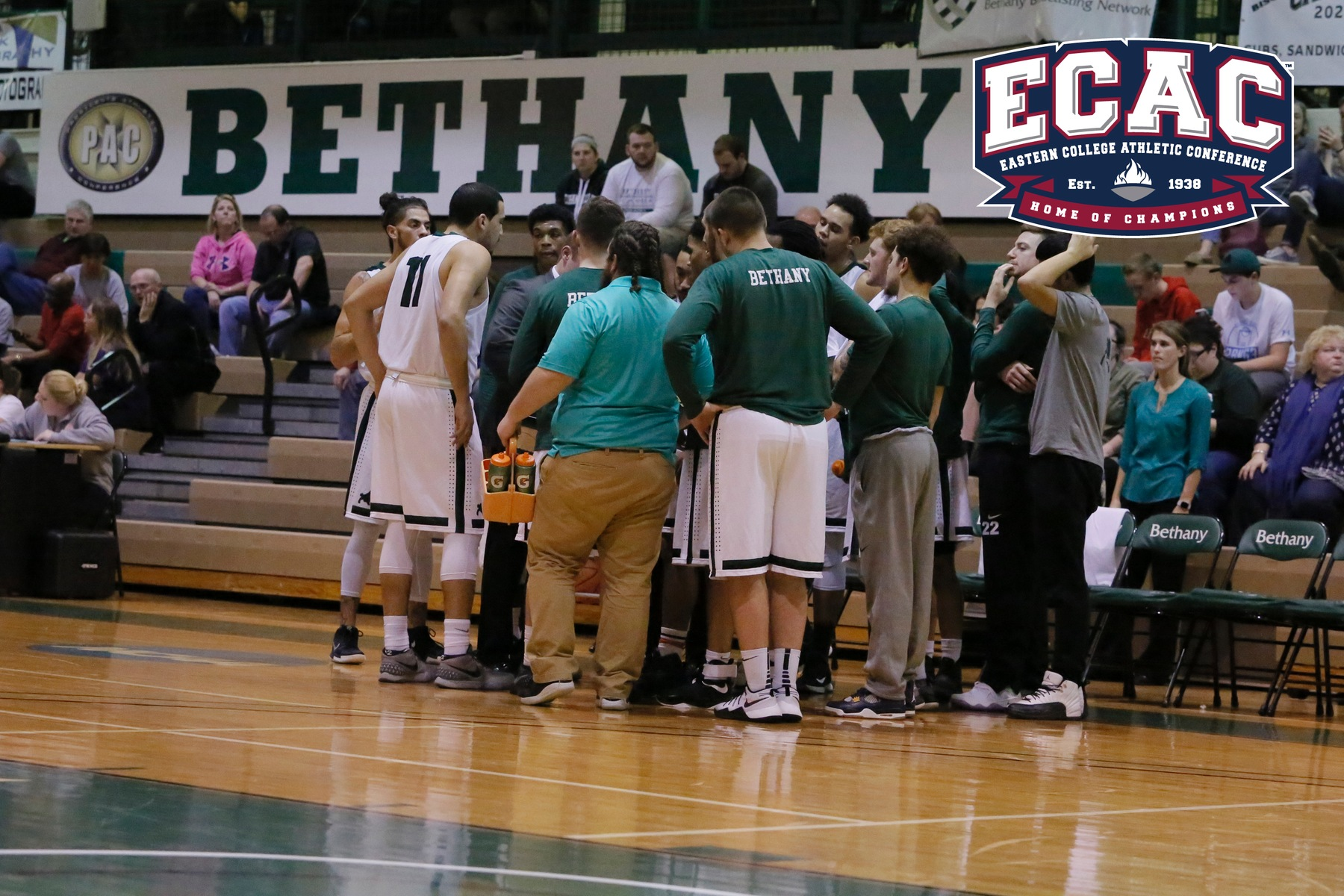 Men's basketball selected into ECAC Tournament field