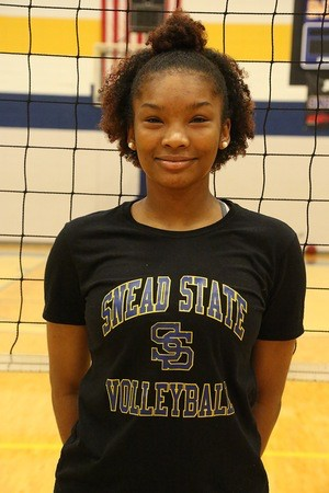 Snead State's Je'Anna Thomas Named ACCC Player of the Week