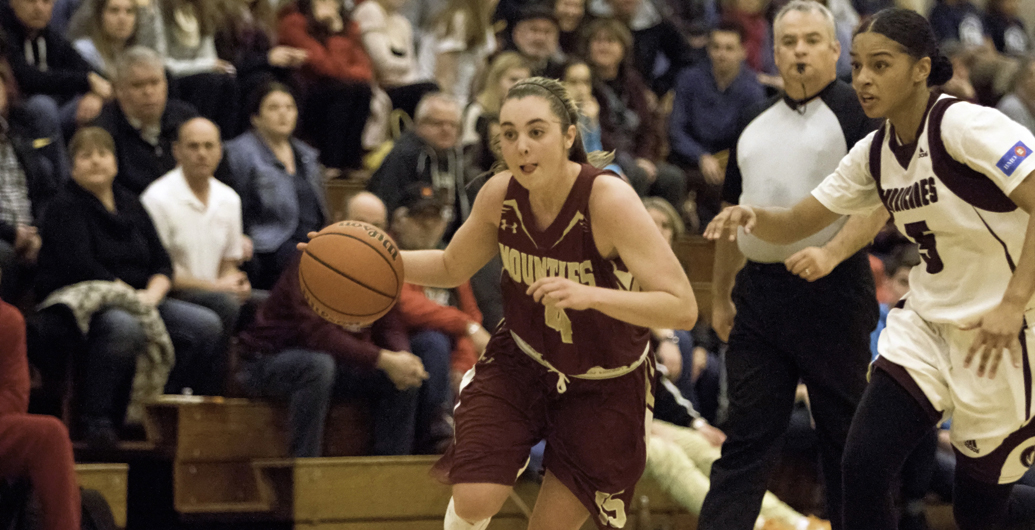 Mounties push defending champion Hurricanes to the limit