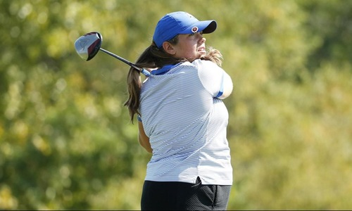 Aurora 23rd After Opening Round of NCAA Women's Golf Championship
