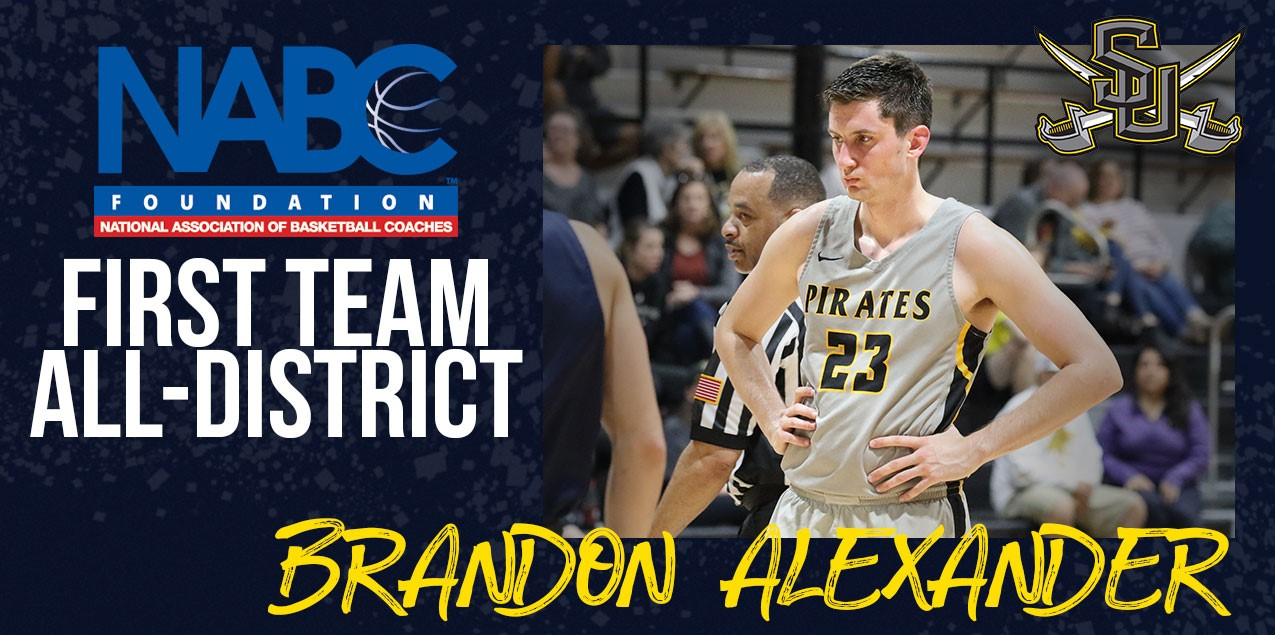 Southwestern's Alexander Named NABC All-District