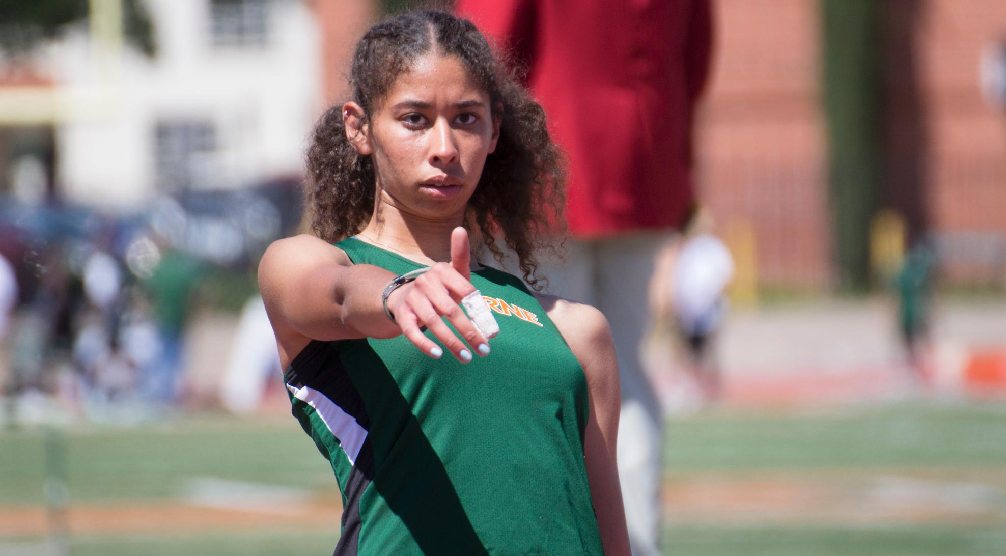 Women's Track & Field finishes sixth at SCIAC Championships