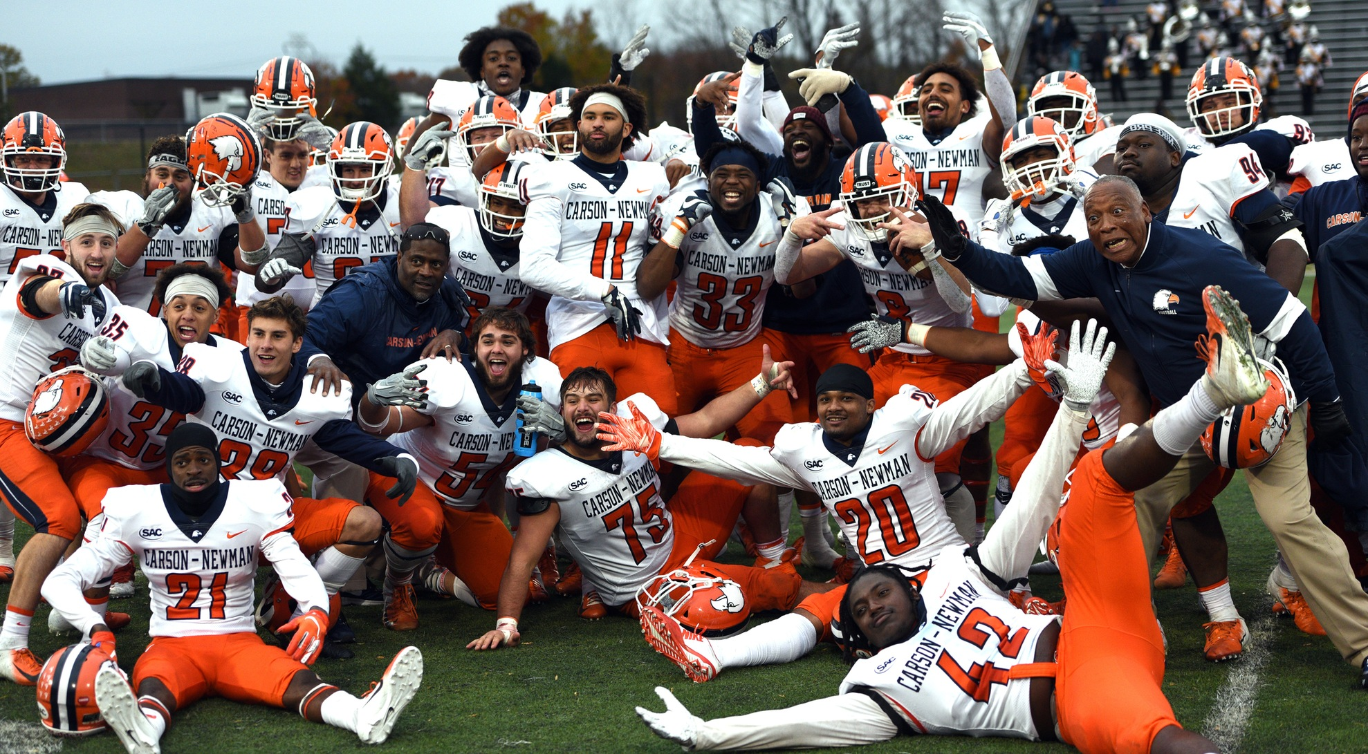 Stout defense carries No. 24 Carson-Newman into second round, 17-9 over No. 11 Bowie State