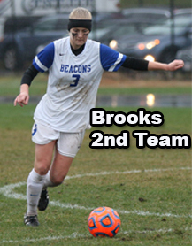 Soccer Alum Earns All Conference Spot for UMass, Boston