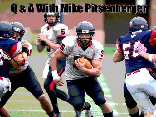 Mike Pitsenberger Featured in Beyond Sports Magazine Network Magazine