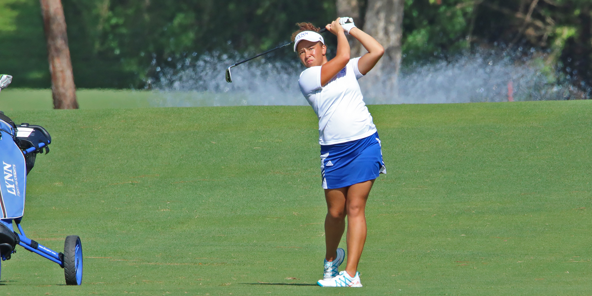 Ayala Collects All-SSC Women's Golf Recognition
