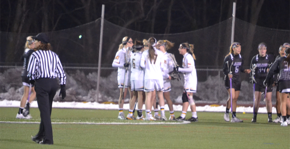 Women's Lacrosse Travels to Mount St. Mary's Saturday
