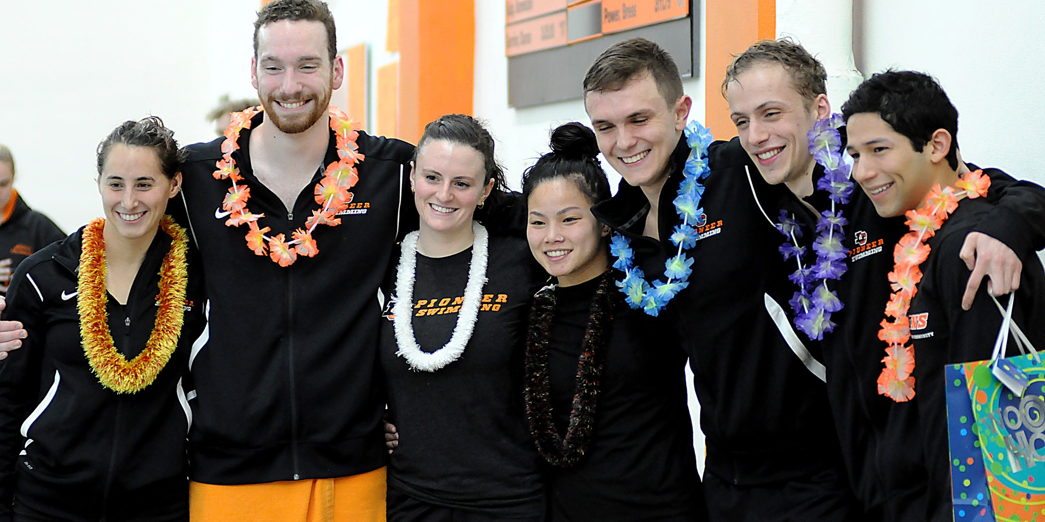 On Senior Night, Pioneers sweep Willamette
