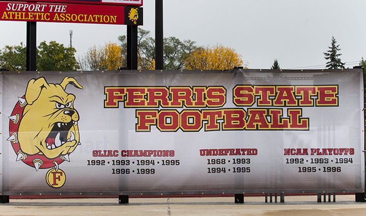 Ferris State To Honor Members Of Historic 42-Game Unbeaten Streak This Saturday Night!