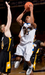 Johnson Named Big West Player of the Week for Second Time
