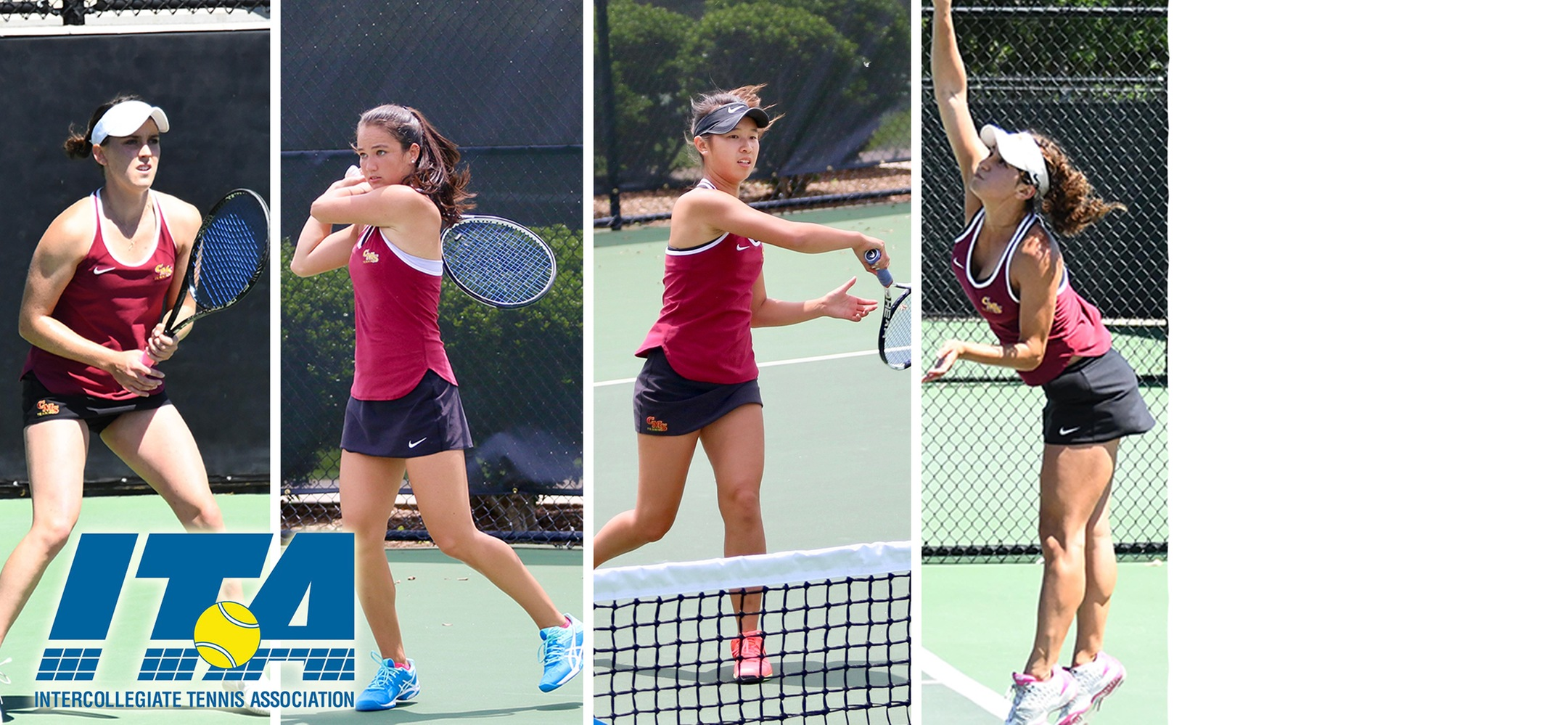 Four Athenas named ITA Scholar Athletes as CMS named All-Academic Team