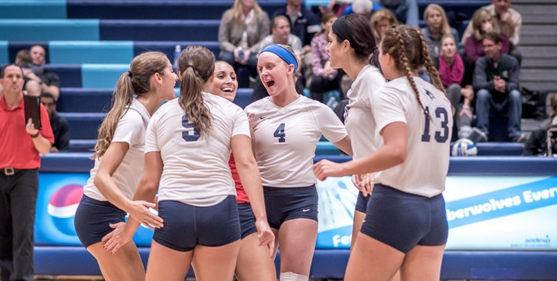 Volleyball picked to finish second in GLIAC North Division