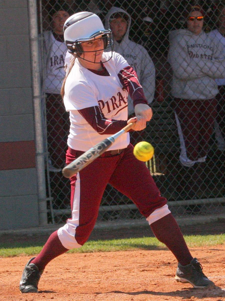 Dalton's Blast Keeps No. 4 Pirates Alive At DII Softball Championships