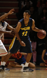 Harris Expected Back as the Gauchos Host San Francisco on Tuesday, Montana State on Saturday