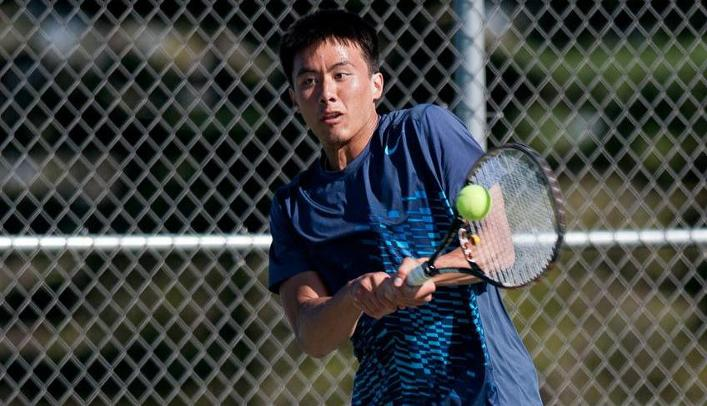 Men's Tennis Opens Season against Division I Opponent