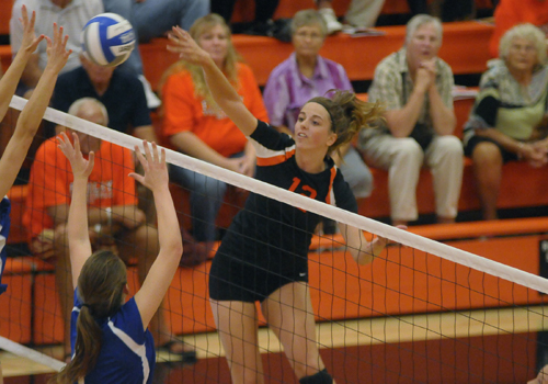 Oilers Dominate SVSU on the Road