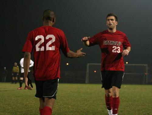 Men's Soccer Season Recap
