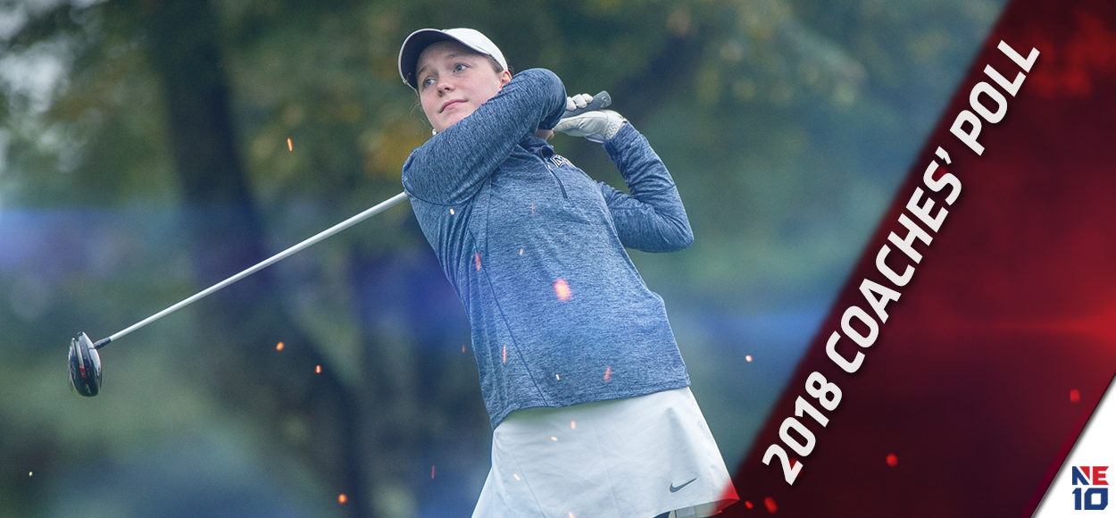 Embrace the Victory: Merrimack Headlines Women's Golf Coaches' Poll