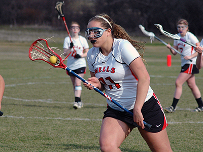 Women's Lacrosse On Wrong End Of Overtime Thriller