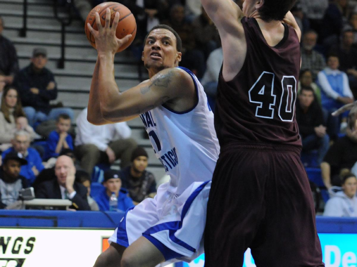 Blue Devils Win Sixth Straight Home Game, 59-55, Over Quinnipiac on Saturday Afternoon