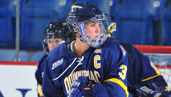 Bobcats Remain Unbeaten in ECAC Hockey, Blank Yale