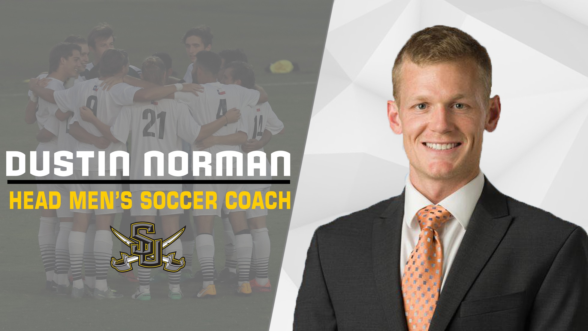 Norman Announced as Head Men's Soccer Coach