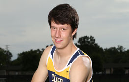 Cobra Spotlight- Dylan Bates, Men's Cross Country