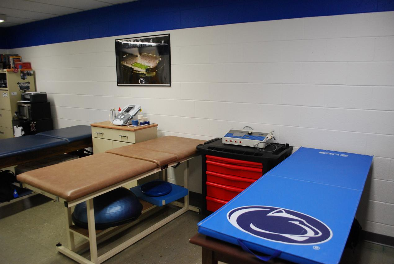 Alternate View of the Training Room