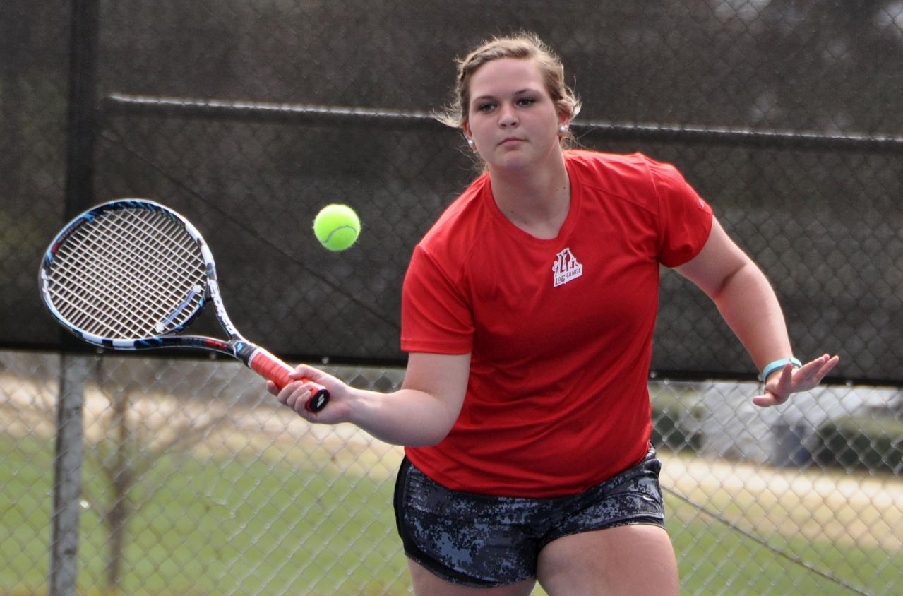 Women's Tennis: Methodist blanks Panthers in USA South match