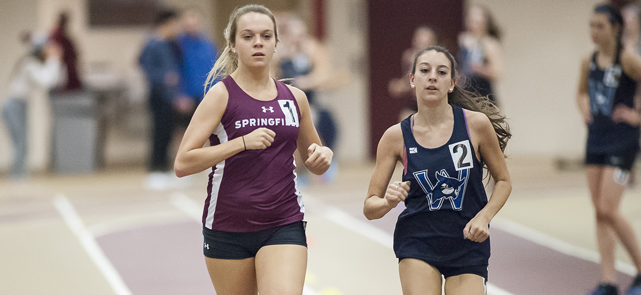 Women's Track and Field Wraps Up Boston University's David Hemery Valentines Invitational and MIT Invitational